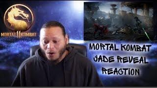 Mortal Kombat 11 - Official Jade Character Reveal Trailer