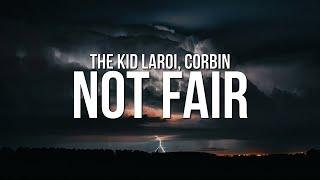 Play NOT FAIR (feat. Corbin)