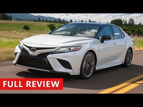 2018 Toyota Camry Review - Best Luxury Sedan ? - Dauer: 10 Minuten