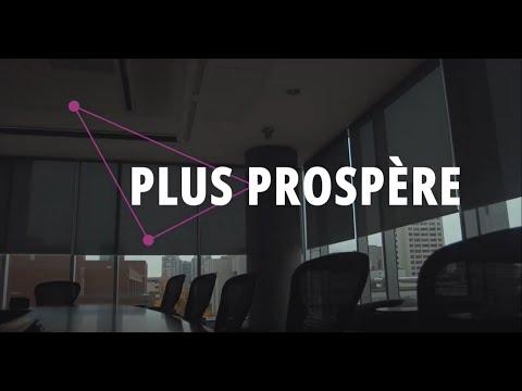 Pour un Canada plus prospère - L'entrepreuneuriat, l'innovation et la gestion stratégique à Telfer
