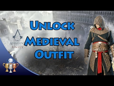 Assassin S Creed Unity How To Unlock Medieval Armor Thomas De