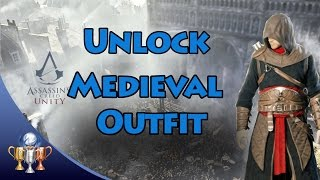 Assassin's Creed Unity - How to Unlock Medieval Armor (Thomas de Carneillon) - From the Past