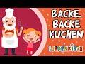 Backe, backe Kuchen - Kinderlieder zum Mitsingen | Liederkiste