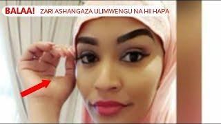 HAIJAWAI TOKEA! Hii Ndio Video Ya Zari Iliyoshangaza Ulimwengu Mzima