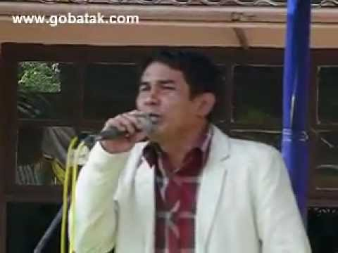 Live Lagu Batak - Deddy Sinaga - PADANI