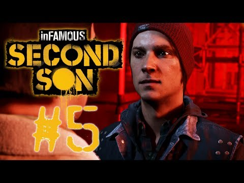 Infamous Second Son - Part 5 | TIME TO PLAY FETCH