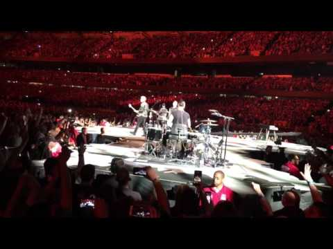 Sunday Bloody Sunday - U2 - Soldier Field
