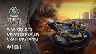 Tanki Online V-LOG: Episode 181