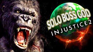 INJUSTICE 2 | Easy Solo Boss Win