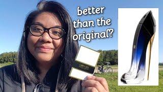 CH GOOD GIRL LEGERE by CAROLINA HERRERA | Better Than The Original?