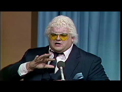 Dusty Rhodes Promo - Thunder in Both Fists