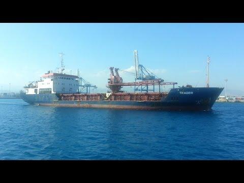 TRADER - General Cargo Ship