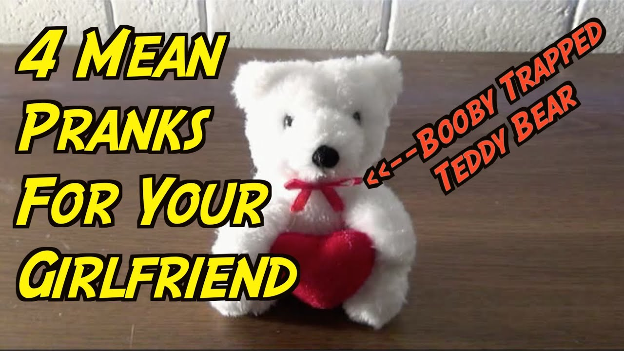 4 super mean pranks you can do on your girlfriend for valentines day youtube