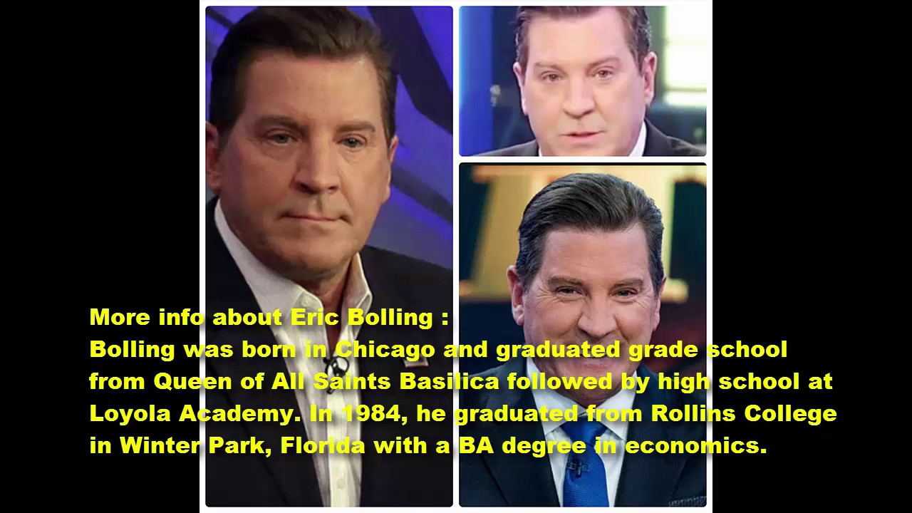 Fox News: Eric Bolling, Rollins grad, suspended