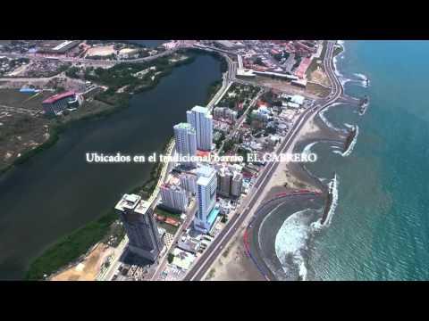 Grupo Area, Las olas e Inverbienes -  Proyectos en El Cabrero, Cartagena -