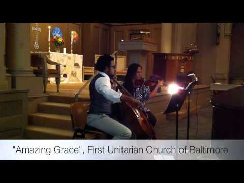 Amazing Grace for String Duo