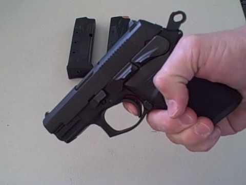 Bersa Thunder 9 Ultra Compact Pro 9mm