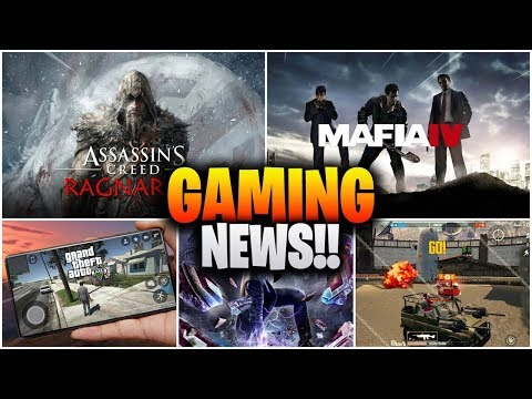 🔥GTA 5 Mobile, MAFIA 4, AC: Ragnarok, PUBG Mobile Death Race Mode, Saints Row 5,Bangladesh GTA ETC