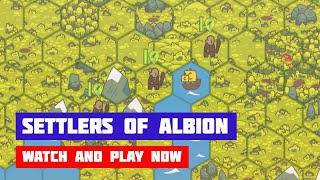 Settlers of Albion · Game · Gameplay