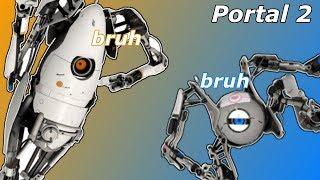 BRUH MOMENTS | Portal 2