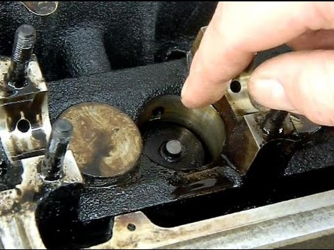 How to replace Hydro tappets with a VW Polo 6N1 engine ( ENGLISH )