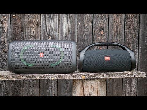 JBL Partybox 100 Vs JBL Boombox