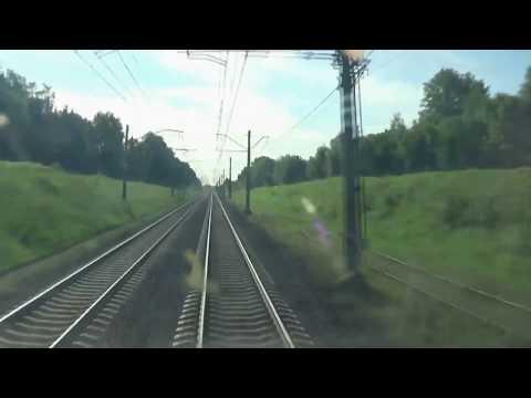 Rīga-Gulbene ar vilcienu / Рига-Гулбене (Латвия) на поезде / Riga-Gulbene (Latvia) by train