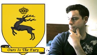 Game of Thrones Predictions: The Fate of House Baratheon (SPOILER WARNING)
