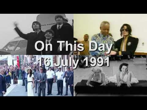 On This Day: 16 July 1991