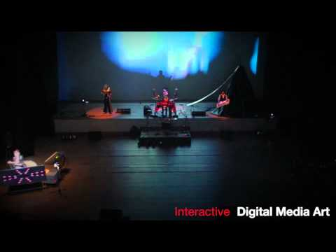 digital interactive media performance