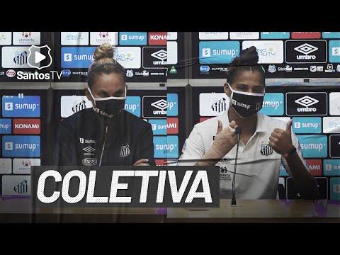 CHRISTIANE LESSA E AMANDA GUTIERRES | COLETIVA (29/04/21)