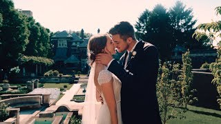The Wedding of Samantha & Cameron
