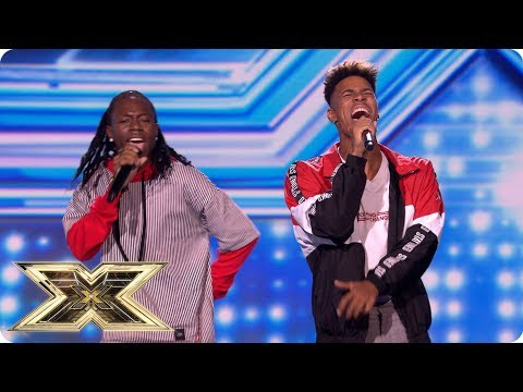 Judges understand how great Misunderstood are! | The X Factor UK 2018