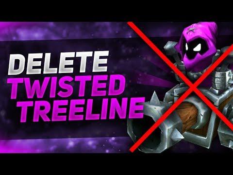 Trzeba usunąć Twisted Treeline streaming vf