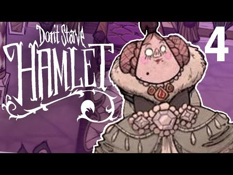 Meeting The Pig Queen - Don't Starve Hamlet Gameplay - Closed Beta - Part 4