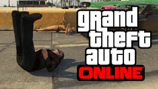 GTAV Online: Funny Moments - Beach Boys!
