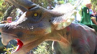 Dinosaurs Action Song | Nursery Rhymes Song for kids toddlers by Fanny Timur