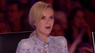 Смертельно опасный трюк на шоу талантов Александр Магала 2016 Got Talent