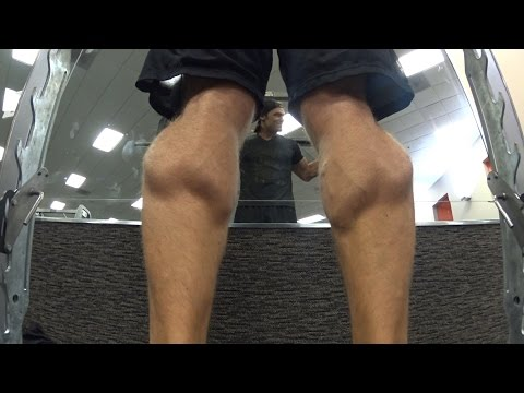 3 Easy Tips for Building Big Calves Fast