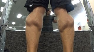 3 Easy Tips for Building Big Calves Fast Thumbnail