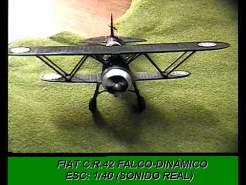 FIAT C R 42 FALCO 1 DINÁMICO