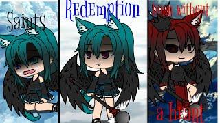 Sky's backstory *gacha life*  Saints, Redemtion, born without a heart     ari-san  