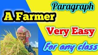 Download Video A Farmer Paragraph    The life of a Farmer paragraph MP3 3GP MP4