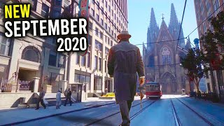 Top 10 NEW Games of September 2020