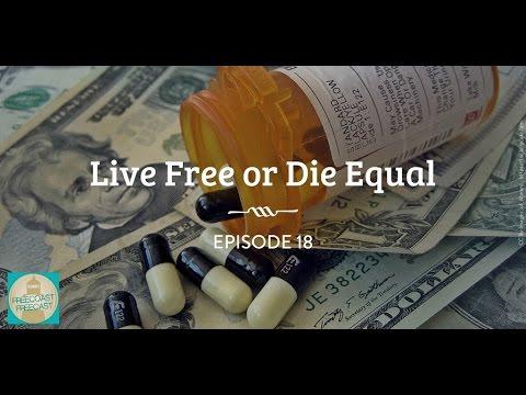 Live Free or Die Equal - FF18