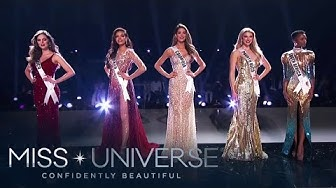 Miss Universe 2019 Final Question and Answer Round | Miss Universe 2019