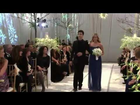 Relembrando o Casamento do Kevin Jonas & Danielle Deleasa