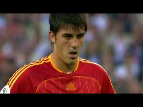 Francis vs Spanyol • 1-8 Piala dunia 2006