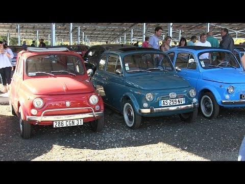 Motors & Café TOULOUSE - Spécial Mini & Fiat 500! [23/09/2018]