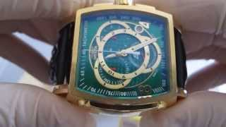 Обзор мужских наручных часов Invicta S1 Chronograph 5663(, 2013-05-04T17:18:25.000Z)
